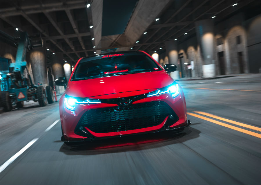 What Is The 2019 Toyota Corolla Hatchback Super Street