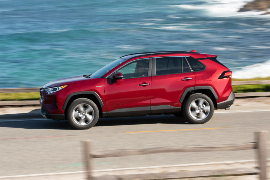 Official 2019 Toyota Rav4 Specs Features Arlington Toyota