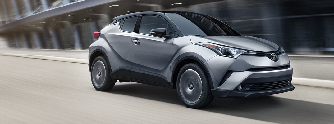 Customize the 2019 Toyota C-HR just how you like it!