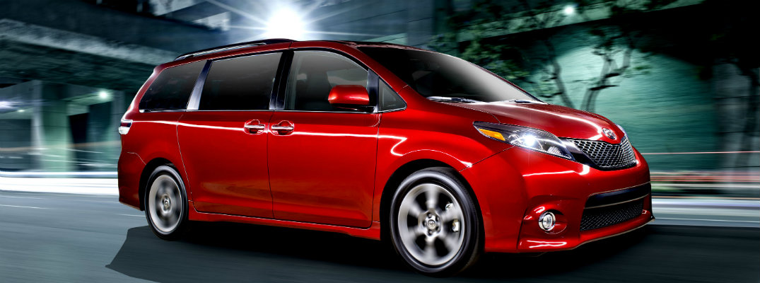 How safe is the 2016 Toyota Sienna?