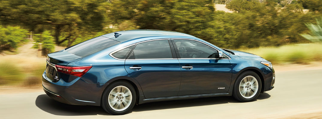 See the best Features in the 2017 Toyota Avalon