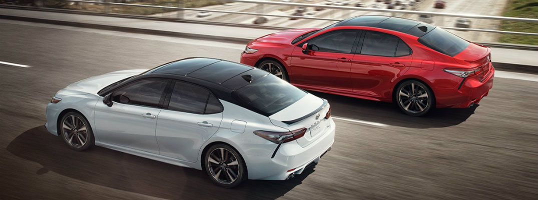 When is the 2018 Toyota Camry release date?