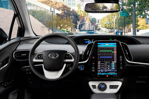 What Is The Driving Range Of The 2017 Prius Fox Toyota
