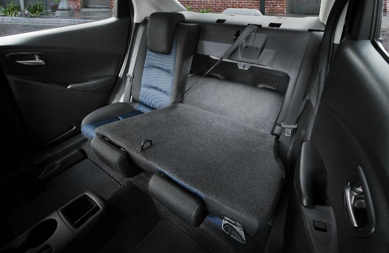 2018 Toyota Yaris Ia 60 40 Split Folding Rear Seats O Fox Toyota