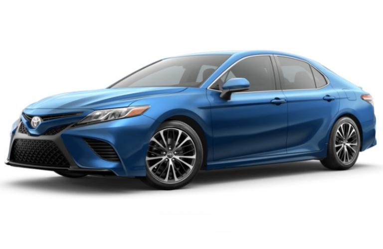 2018 Toyota Camry Exterior Color Options Fox Toyota