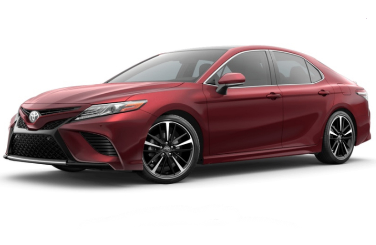 2018 Toyota Camry Exterior Color Options Fox Toyota