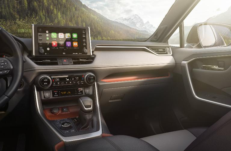 2019 Toyota Rav4 Interior And Exterior Photos