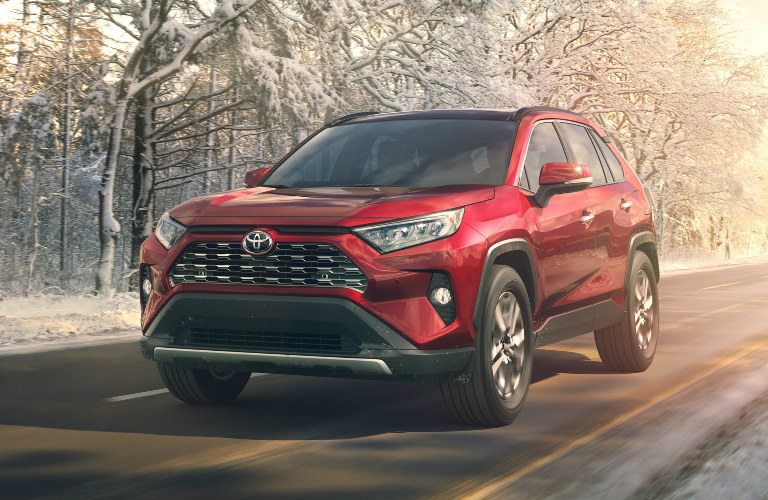 Price Of Toyota Highlander In India >> 2019 Toyota RAV4 Interior and Exterior Photos
