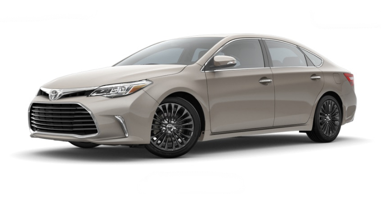 2018 Toyota Avalon in Creme Brulee Mica