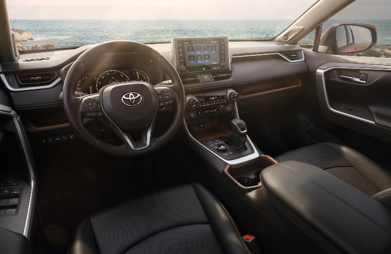 Rav4 Hybrid Interior >> 2019 Toyota RAV4 Release Date and Photos - Fox Toyota