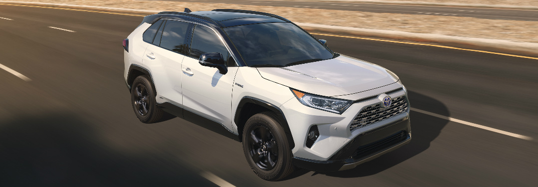 2019 Toyota Rav4 Release Date And Photos Fox Toyota