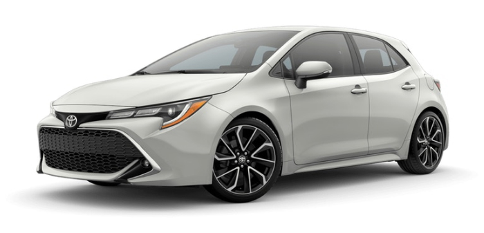 Toyota Of Knoxville >> 2019 Toyota Corolla Hatchback Exterior Paint Color Options