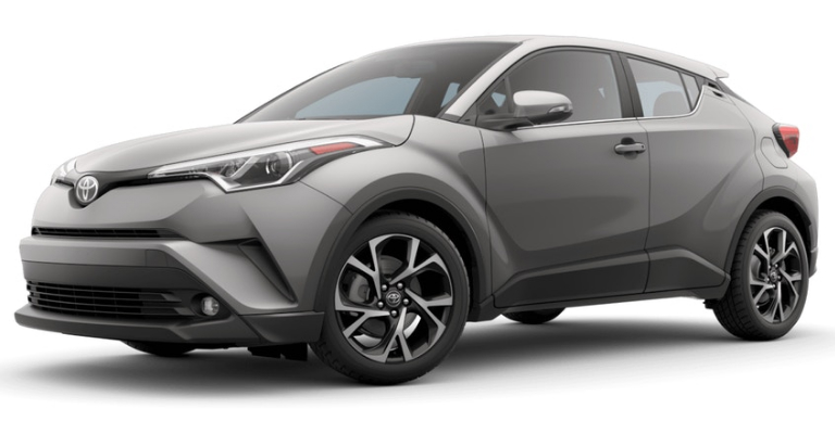 See Photos Of The 2019 Toyota C Hr Exterior Paint Colors Fox Toyota