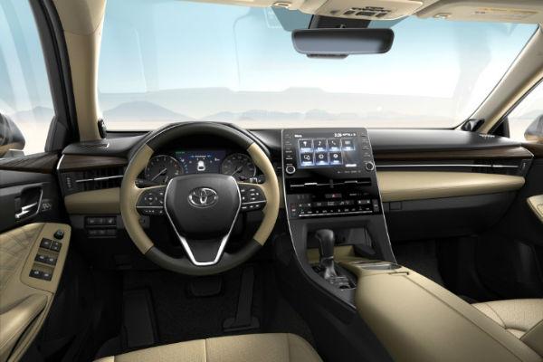 2019 Toyota Avalon Leather Trim in Beige