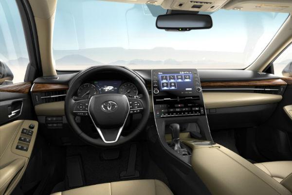 2019 Toyota Avalon Interior Colors Fox Toyota Clinton