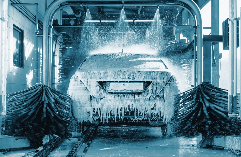 Soft-Touch Car Wash
