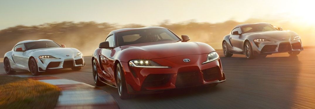 How did we get here: the history of the 2020 Toyota Supra