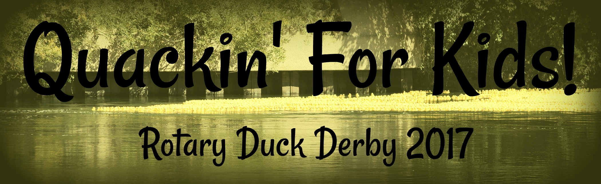 2017 Rotary Duck Derby   Grants Pass, Oregon