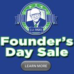 Founders Day Sale