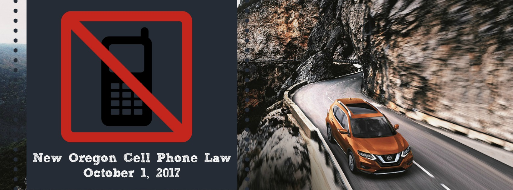 New Oregon Cell Phone Law