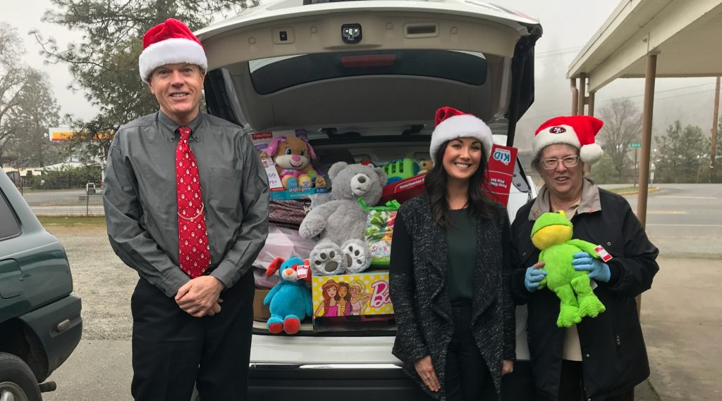 Josephine County Toys for Tots