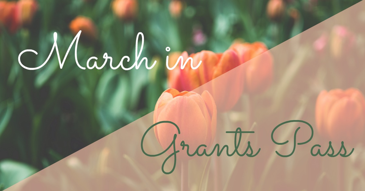 2018 March Events | Grants Pass
