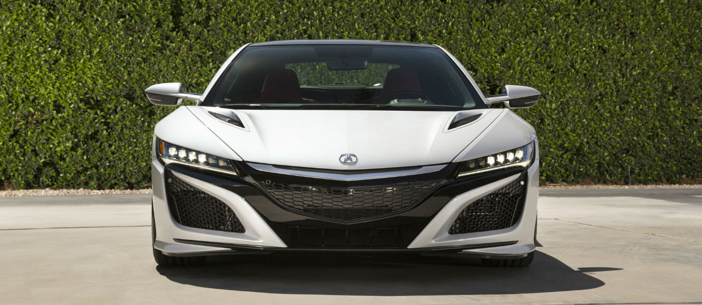The Acura NSX Was Picked By A Major Network As One Of Their Favorites