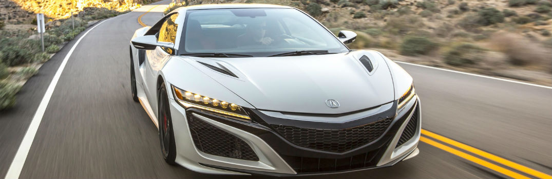 How Fast is the Top Speed of the 2017 Acura NSX?