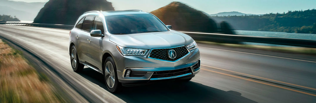 Performance Features in the 2017 Acura MDX Sport Hybrid
