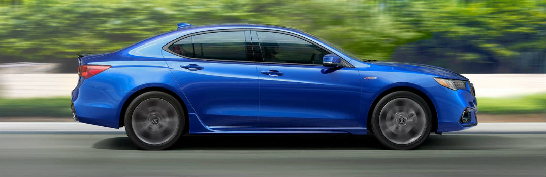 Engine Options for the 2018 Acura TLX