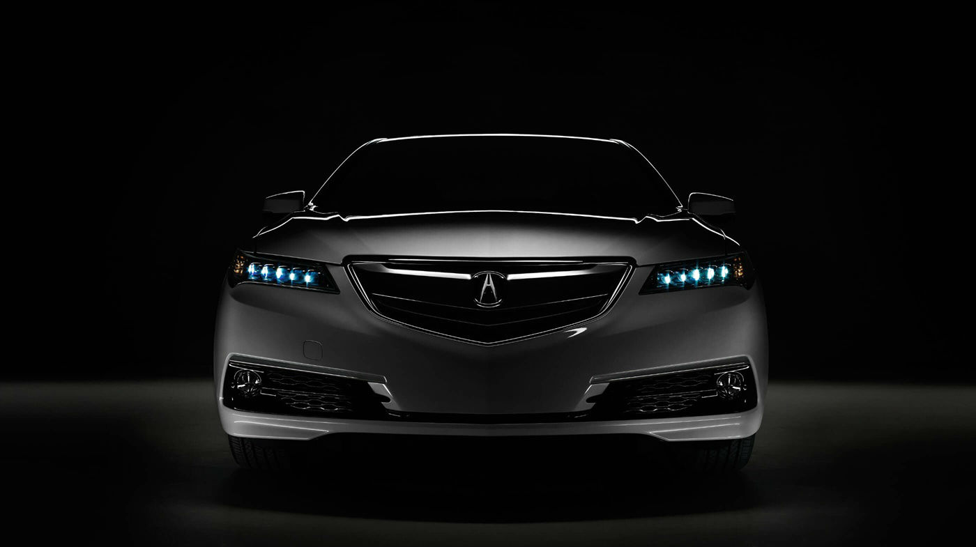 2018 Acura TLX Specs and Features front view_o - Fort Wayne Acura on