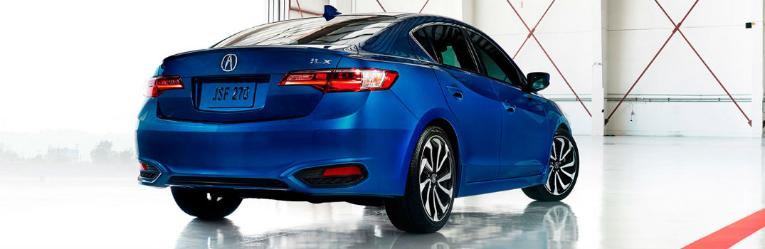 2018 Acura ILX Performance Specs and Features_o