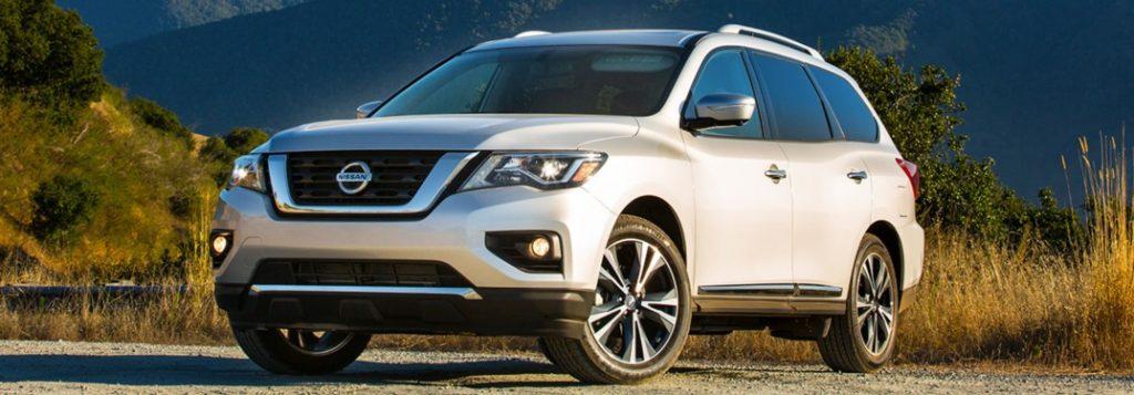 2018 Nissan Pathfinder Trim Level Differences