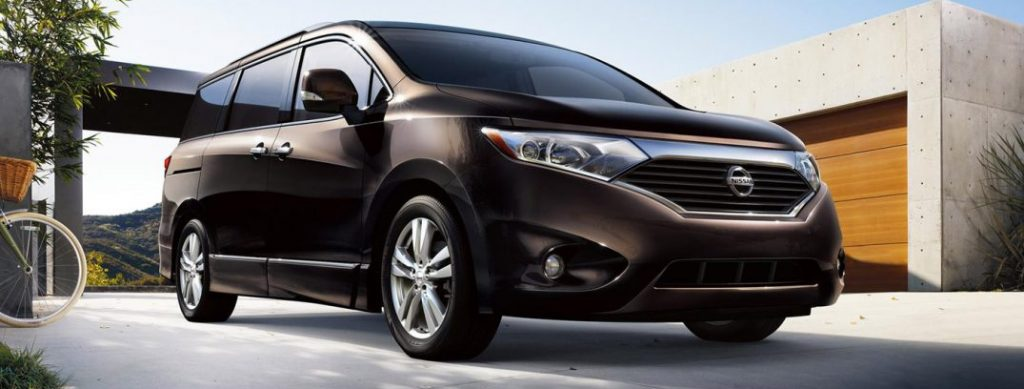 How Many Passengers does the Nissan Quest seat?