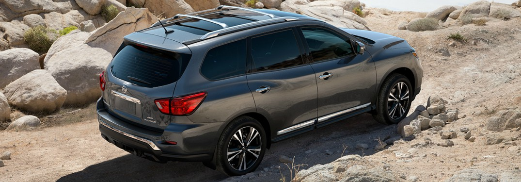 2018 nissan pathfinder features and specs. Black Bedroom Furniture Sets. Home Design Ideas