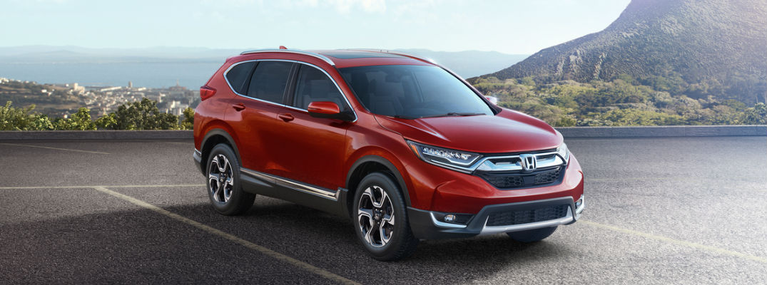 Difference Between 2017 Honda CRV Trims