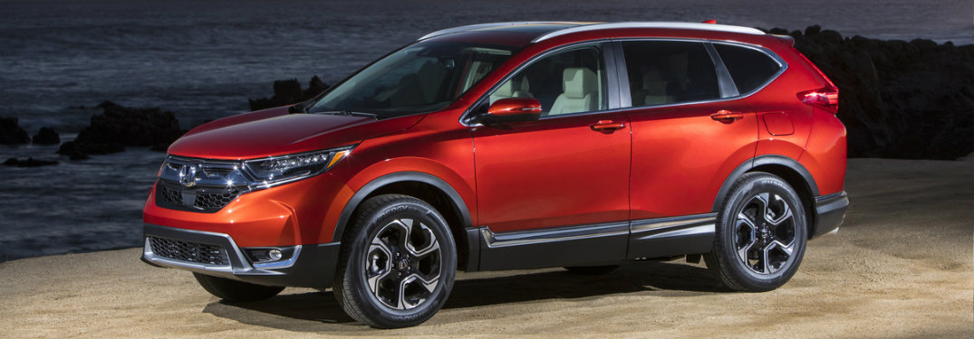 Does The 2017 Honda Cr V Have Adaptive Cruise Control