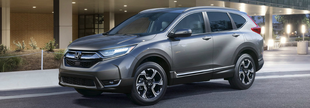 How many passengers can the 2018 honda cr v seat for Is a honda crv a suv