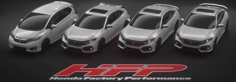 Screenshot for 2018 Honda Factory Performance video