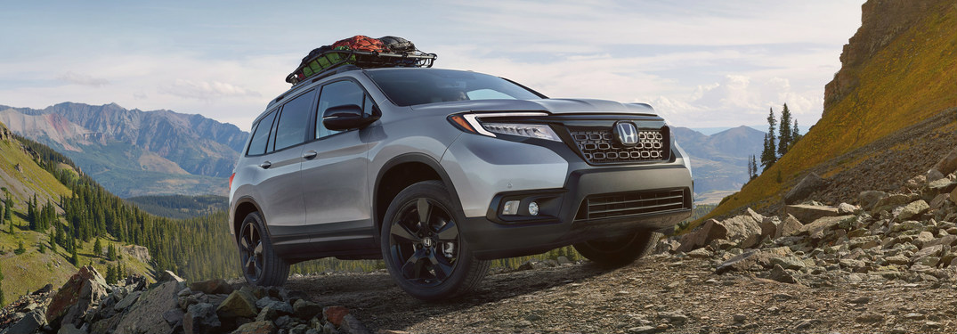 New Off-Road-Ready SUV Coming Soon From Honda