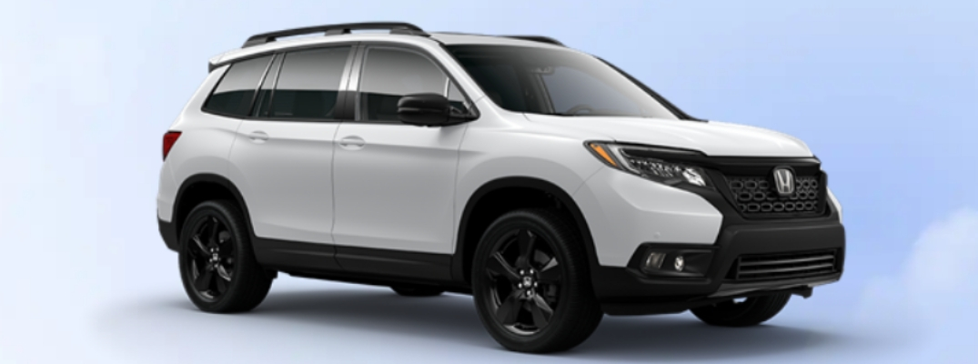 Personalize Your Honda Passport with Stylish Interior Options and Eight Exterior Colors