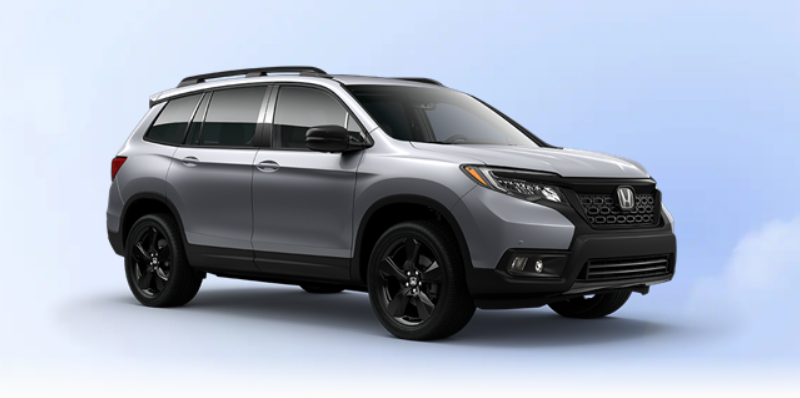 2019 Honda Passport Exterior Color Options