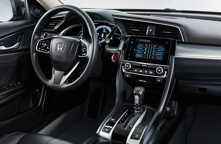 Cape Girardeau Honda >> Does the 2019 Honda Civic come with Apple CarPlay™?