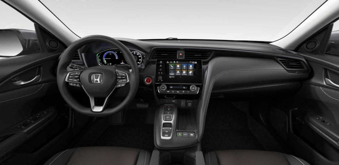 Honda Finance Specials >> 2019-honda-insight-cloth-black-mocha_o - Cape Girardeau Honda