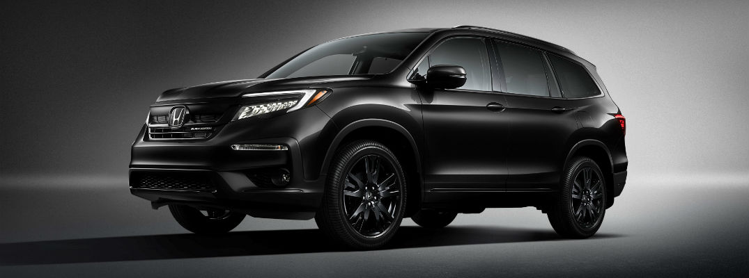 Honda introduces new top-end version of the Pilot for 2020