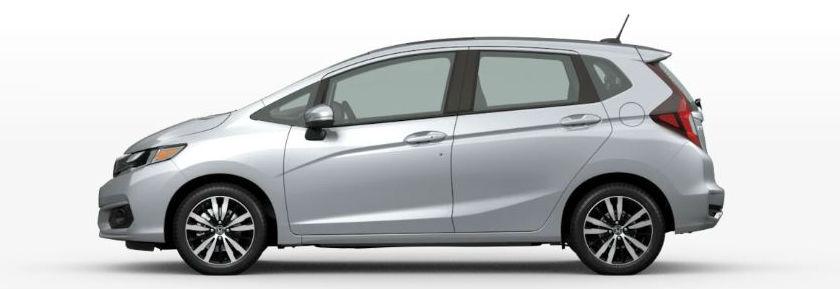 2020 Honda Fit in Lunar Silver Metallic