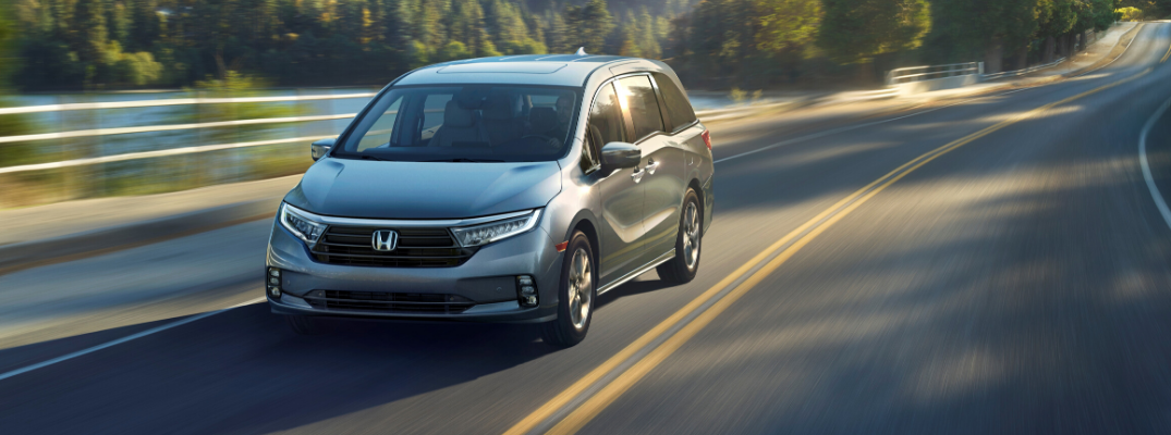 What Can I Expect From the 2021 Honda Odyssey?