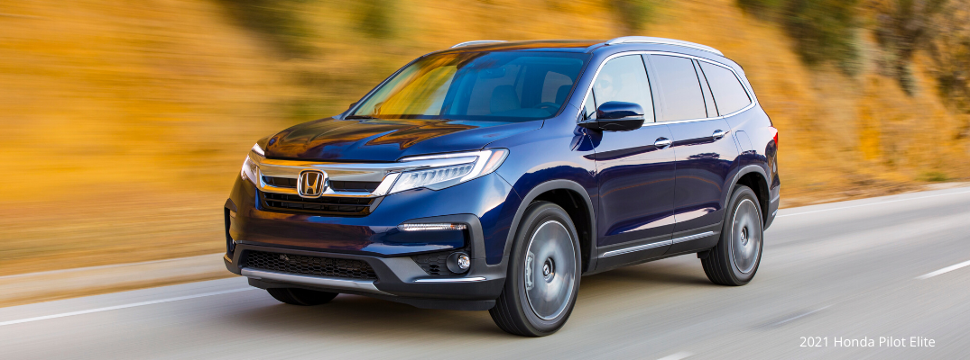 2021 Honda Pilot Updates and Features Overview