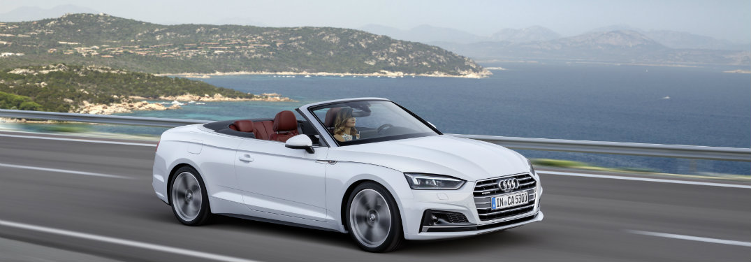 2018 Audi A5 Cabriolet Image Gallery And Fast Facts