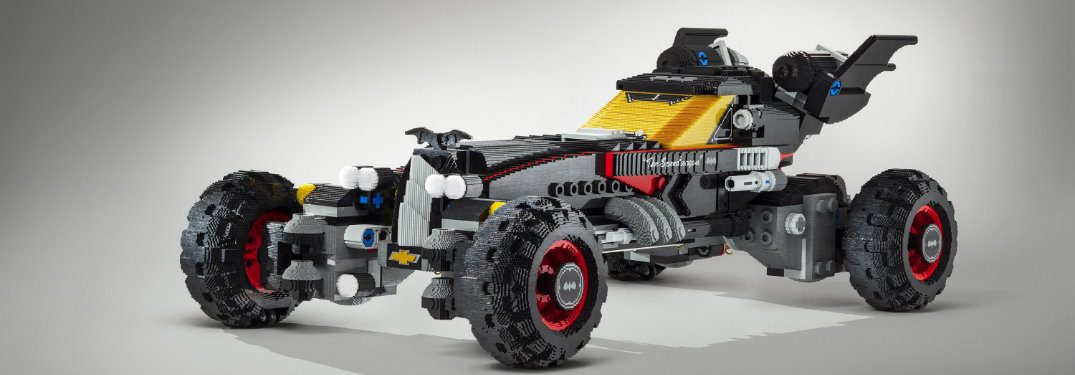 Check Out The Lego Displays At The 2017 Chicago Auto Show